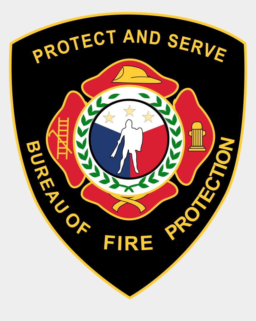fire department logos clip art, Cartoons - Bureau Of Fire Protection Logo Png - Bureau Of Fire Logo
