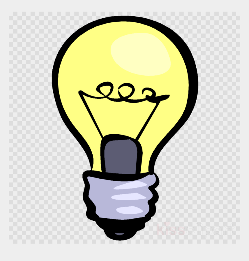 lightbulb clipart, Cartoons - Download Light Bulb Cartoon Png Clipart Incandescent - Transparent Background Light Bulb Clipart