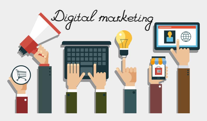 technology clipart, Cartoons - How Helps To Improve Business Marketing Ⓒ - Senior Digital Marketing Specialist Hiring