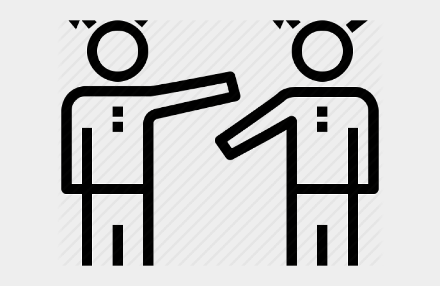 teamwork clipart, Cartoons - Teamwork Clipart Group Conflict - Conflict Icon Png
