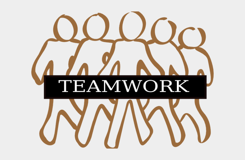 teamwork clipart, Cartoons - Free Black And White Clipart Person