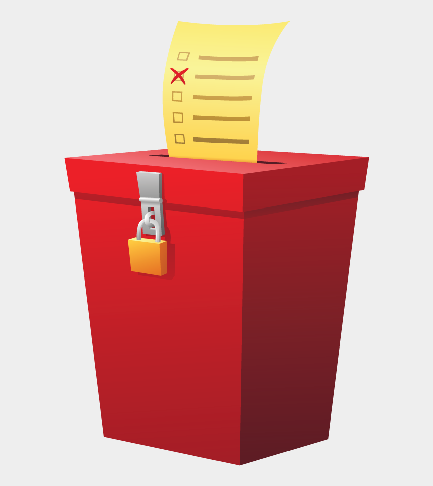 vote clipart, Cartoons - Voting Box Png Photos - Vote Box Png