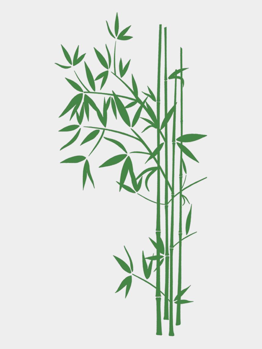 bamboo clipart, Cartoons - Transparent Bamboo Art High Resolution