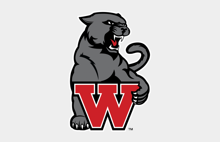 panther clipart, Cartoons - Panther Clipart West - West High School Logo