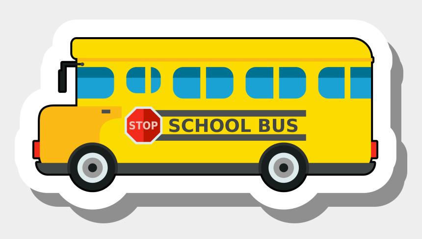 bus clipart, Cartoons - Back To School Bus Clipart - San Juan National High School