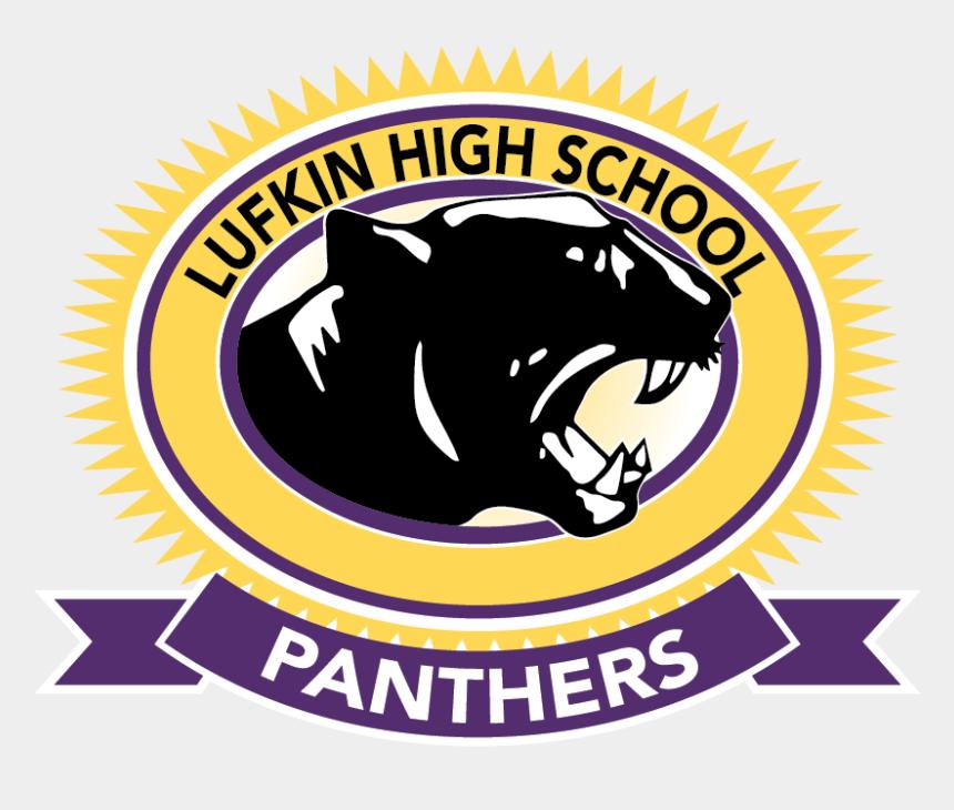 panther clipart, Cartoons - Lufkin High School Texas Ⓒ - Lufkin High School Panthers