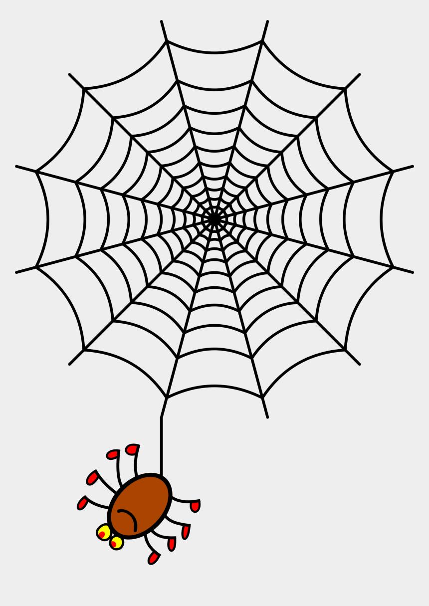 spider clipart, Cartoons - Spider Clipart Web Drawing - Spider Web Clip Art