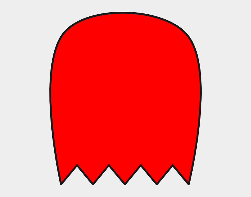 ghost clipart, Cartoons - Pac Man Ghost Clip Art