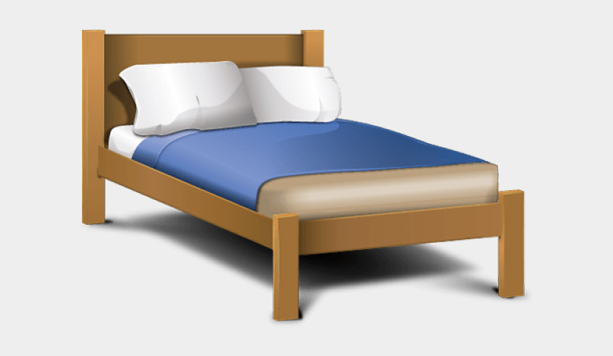 bed clipart, Cartoons - Bed Png