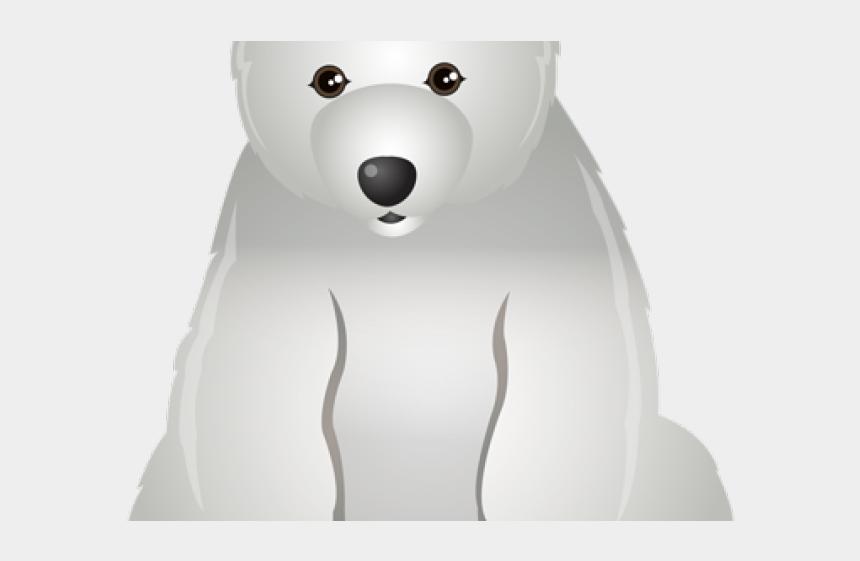 polar bear clipart, Cartoons - Polar Bear Clipart Mosaic - Teddy Bear