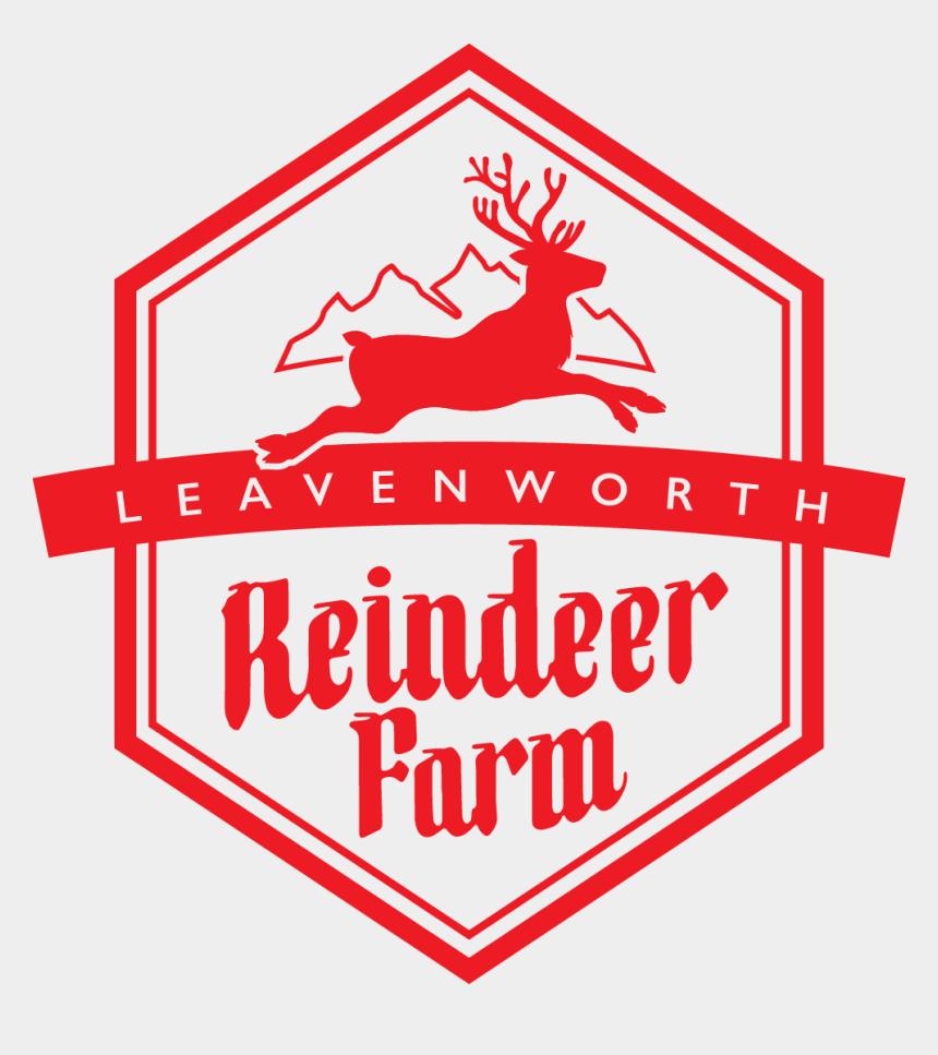 barn clipart, Cartoons - Barn Clipart Reindeer - Santa's Reindeer Ranch