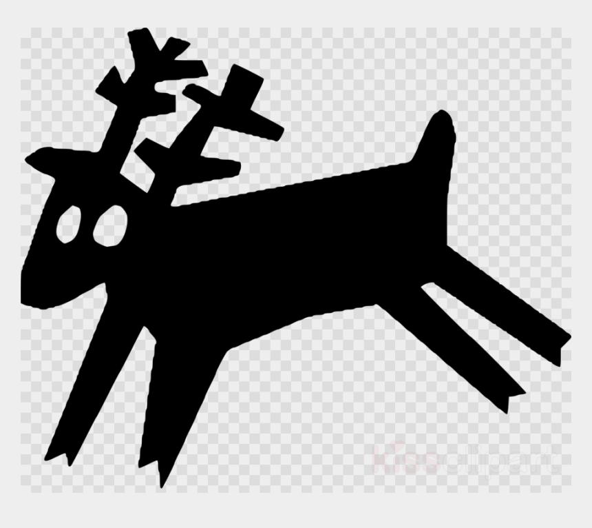 deer clipart, Cartoons - Deer Clipart Reindeer White Tailed Deer - Steering Wheel Clipart Transparent