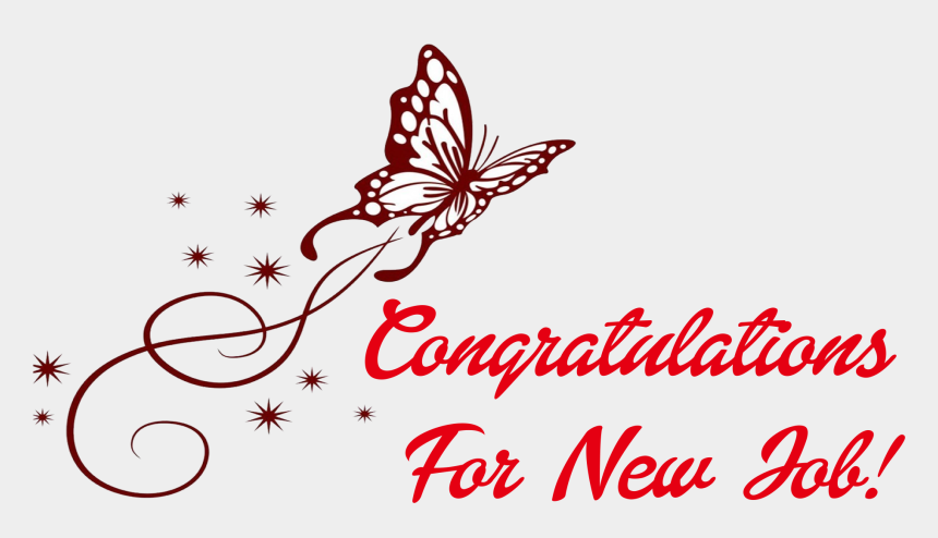 congratulations clipart, Cartoons - Brush-footed Butterfly