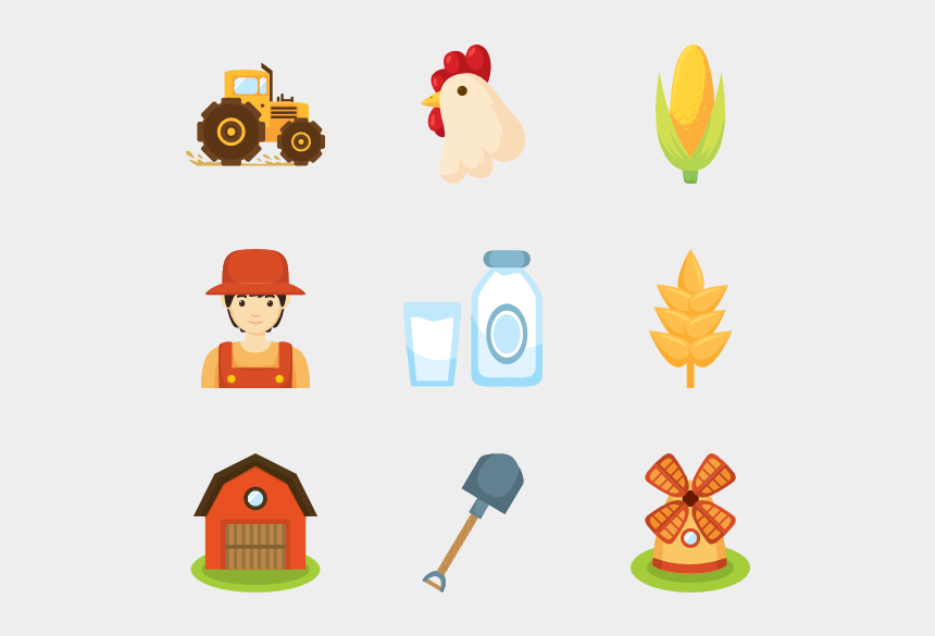 barn clipart, Cartoons - Barn Clipart Vector