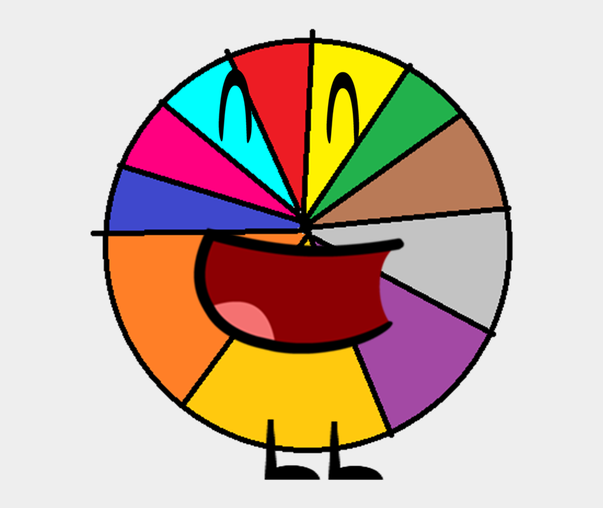 wheel of fortune clip art, Cartoons - Wheel Of Fortune - Wheel Bfdi