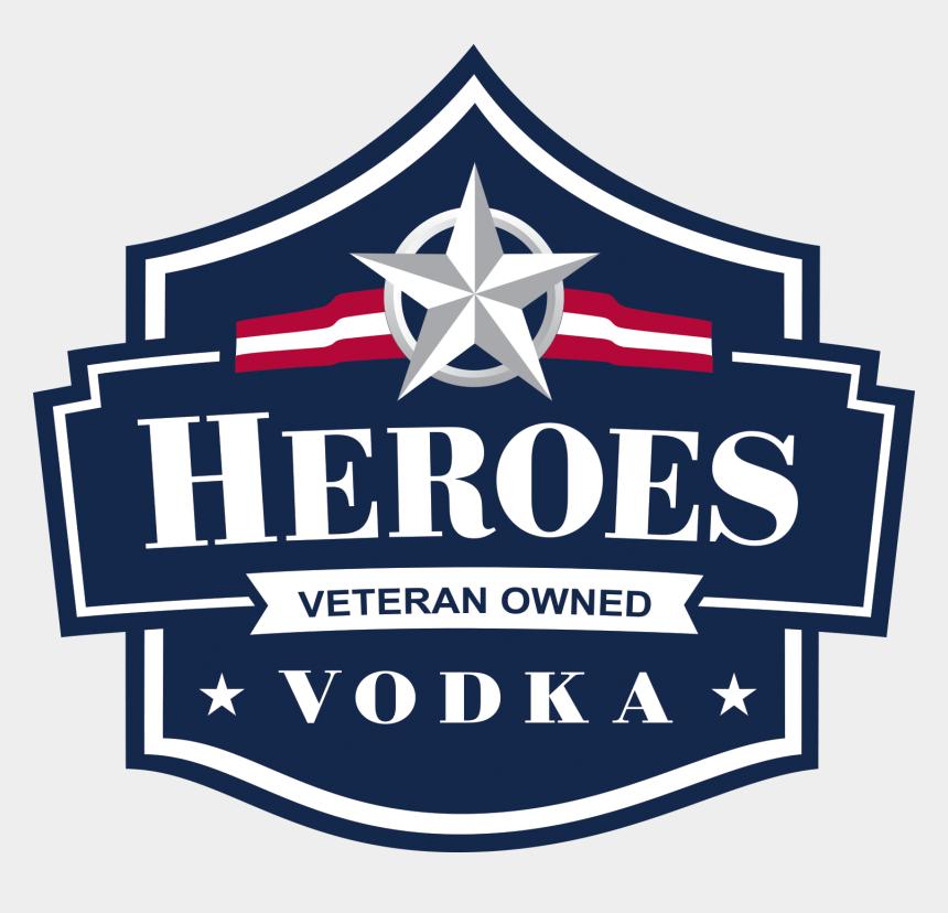 vodka clip art, Cartoons - Heroes Vodka Logo