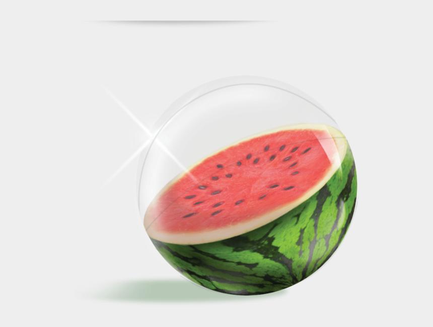 beach balls clip art, Cartoons - Watermelon Fruit Inflatable Beach Ball - Watermelon 3d
