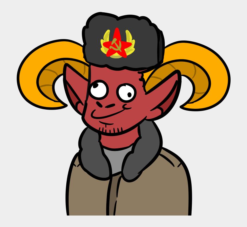 satanic clip art, Cartoons - Request For Stalin The Satan On Discord Clipart , Png - Satan Emoji Discord