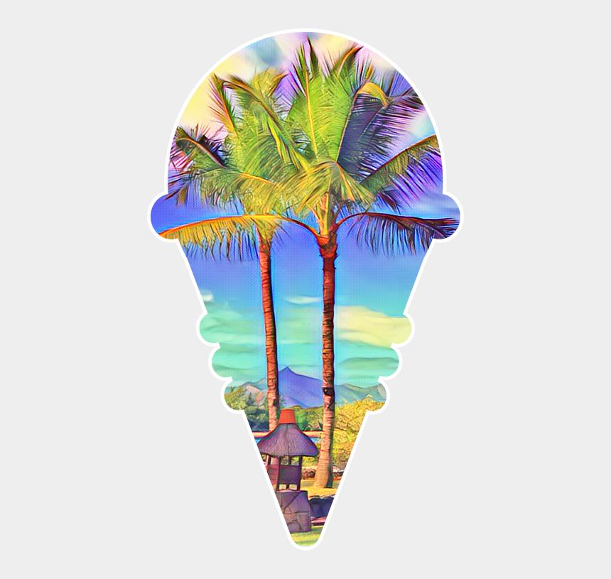 palm tree sun clip art, Cartoons - Scpalmtrees Palmtrees Summer Remix Tree Freetoedit - Sabal Palmetto