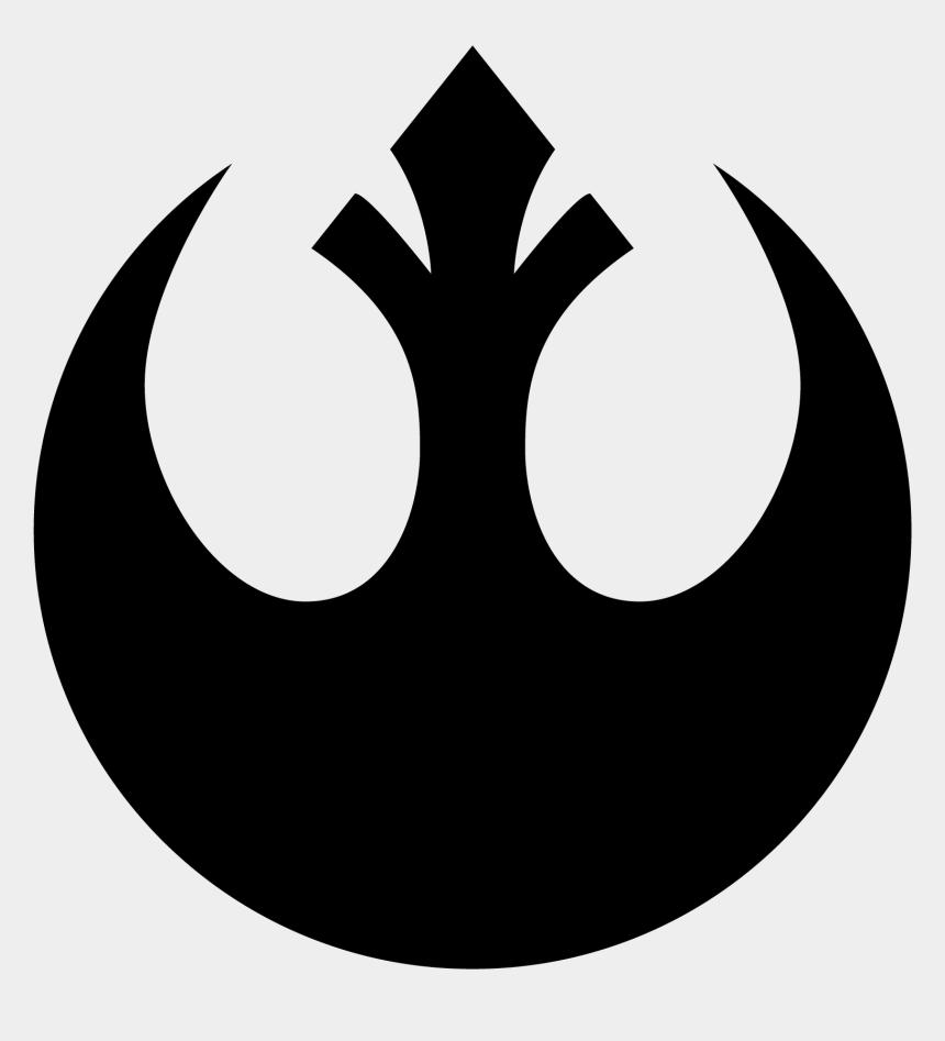 starwars clip art, Cartoons - Drawn Symbol Star Wars - Rebel Alliance Logo