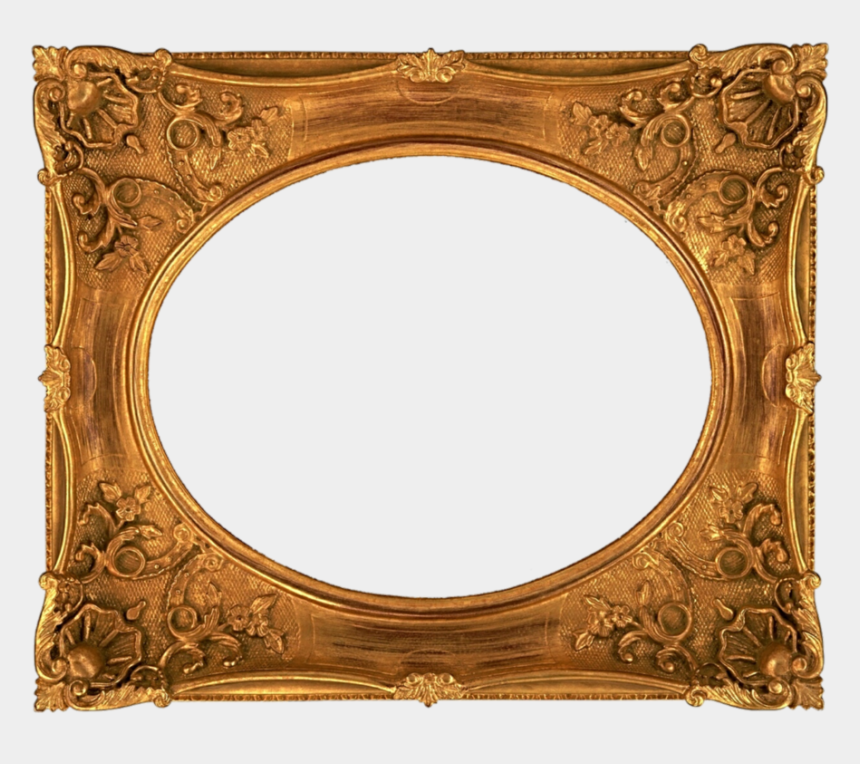 antiques clipart, Cartoons - Fancy Old Picture Frame Clipart Picture Frames Antique - Old Fancy Picture Frame
