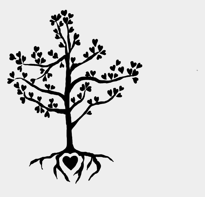 planting trees clip art, Cartoons - Silhouette