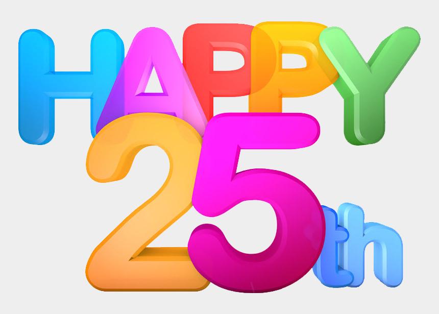 25th Clipart - - Free 75th Birthday Clip Art, Cliparts ...