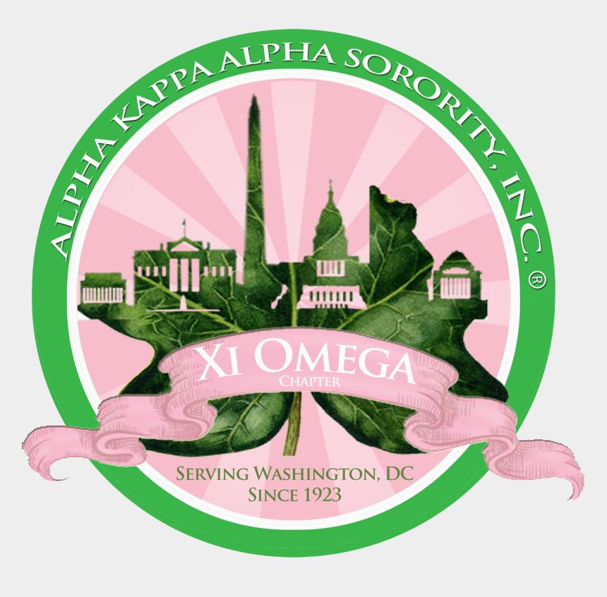 alpha kappa alpha clip art, Cartoons - Alpha Kappa Alpha Sorority Inc Xi Omega Chapter