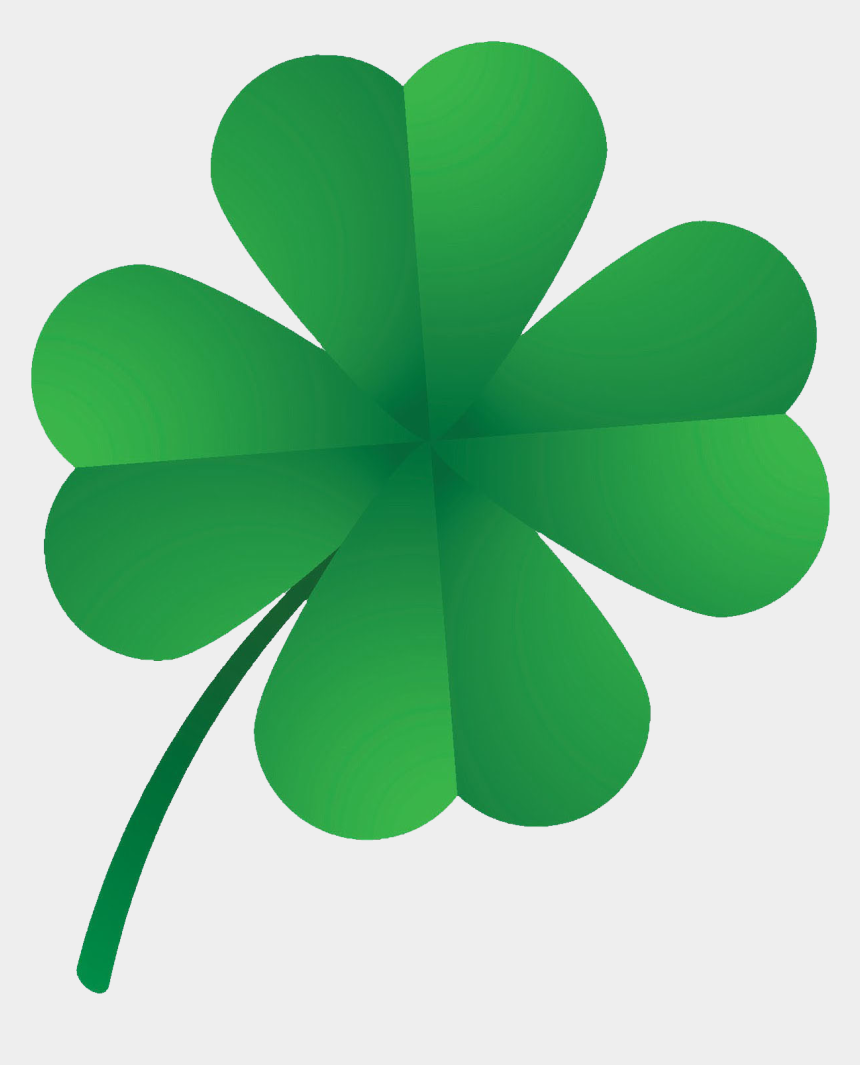 three leaf clover clip art, Cartoons - Four-leaf Clover Luck Clip Art - Shamrock