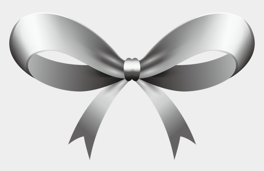 first place ribbon clip art, Cartoons - Vetor Laço Prata Png Clipart , Png Download - Vetor Laço Branco Desenho Png