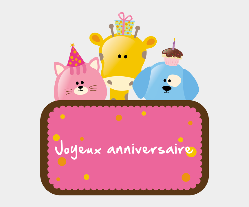 first birthday clip art, Cartoons - Happy First Birthday - You Are One Happy Birthday