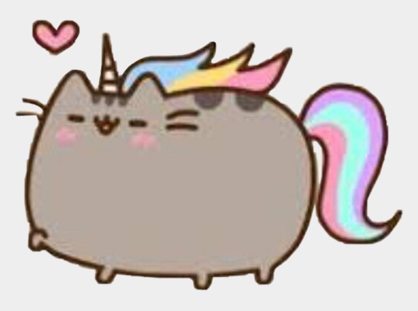 pusheen clip art, Cartoons - Pusheen Nyan Cat Unicorn Gif - Cute Unicorn Pusheen Cat