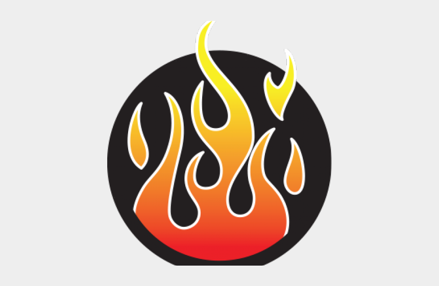 flame clipart, Cartoons - Rocket Flame Cliparts - Hot Wheels Logo Png