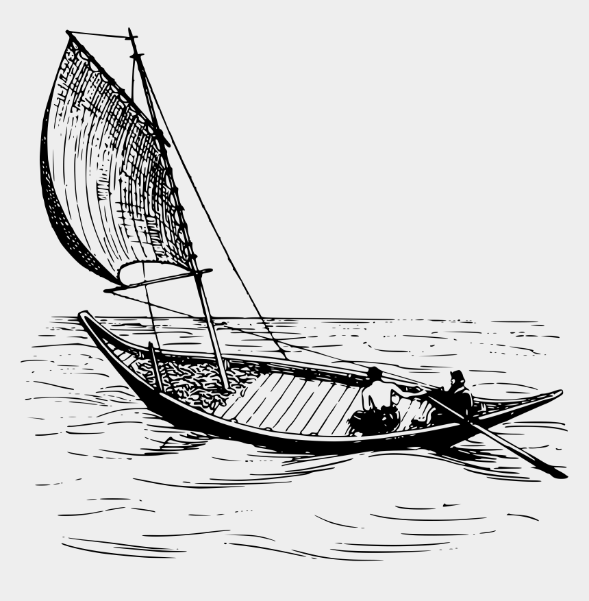 boat clipart, Cartoons - Boat Clipart Png - Fishing Boat Clipart