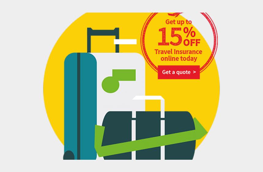 travel clipart, Cartoons - Travel Insurance Clipart Treatment Plan - Graphic Design