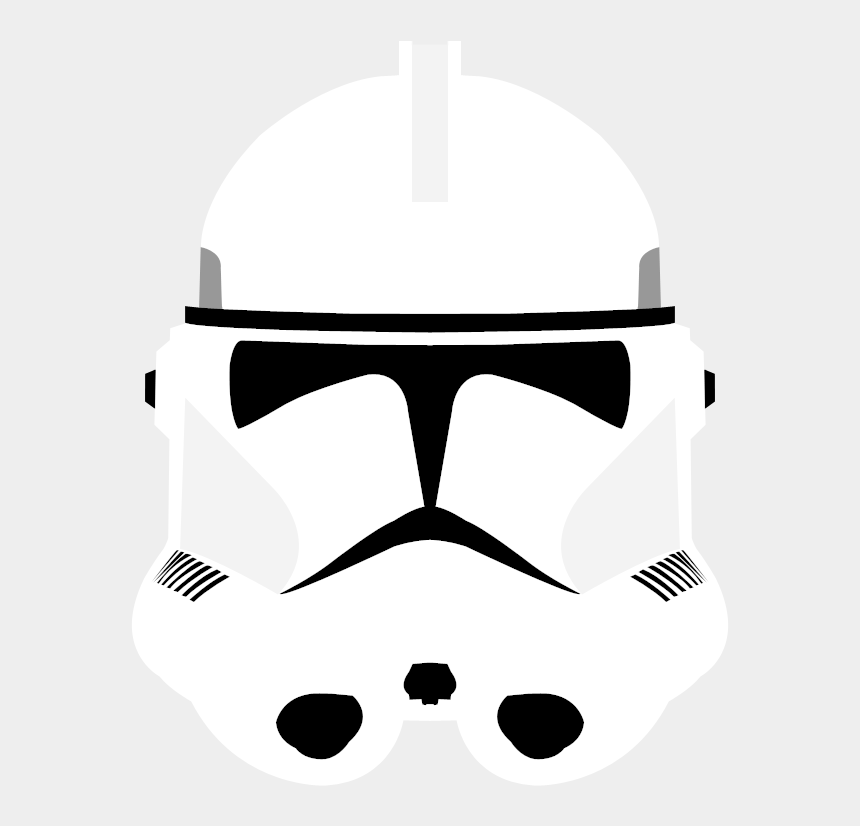 star wars clipart, Cartoons - Phase Ii Clone - Phase Ii Clone Trooper Helmet