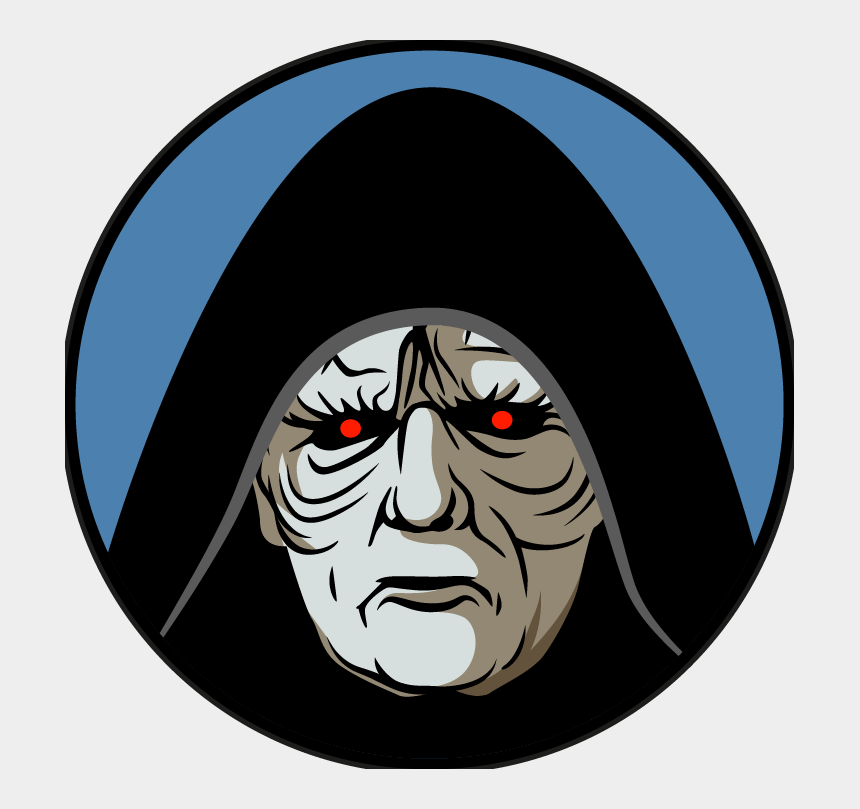 star wars clipart, Cartoons - 9/third Man - Star Wars Clipart Palpatine