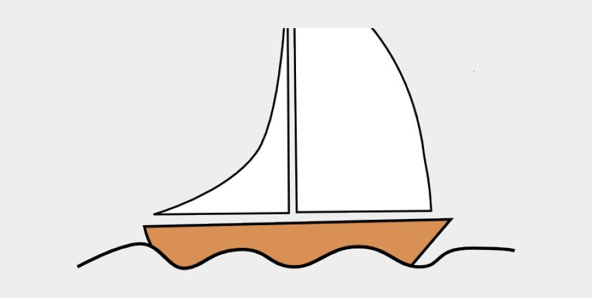 Boat Clipart Transparent Background Sail Cliparts Cartoons Jing Fm