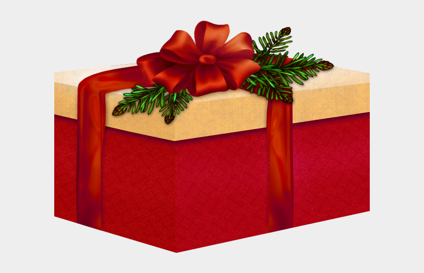 Birthday Present Clipart 3 Gift Christmas Gift Box Png