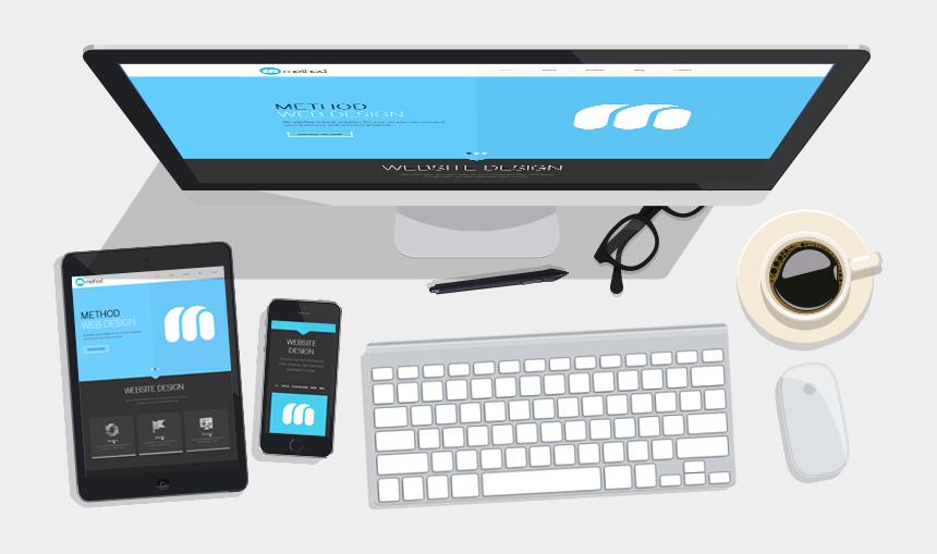 website clipart, Cartoons - Web Design Png Clipart - Transparent Website Design Png