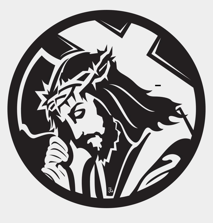 Jesus Clipart Images Black Nazarene Black And White Cliparts Cartoons Jing Fm