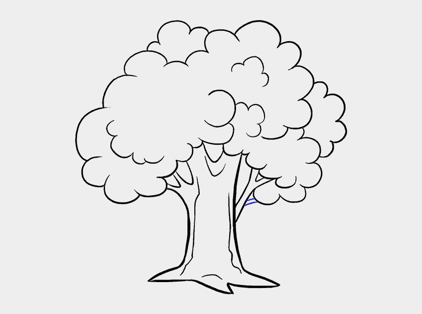 How To Draw Cartoon Tree Line Drawing Of Tree Cliparts Cartoons Jing Fm Here you can explore hq cartoon tree transparent illustrations, icons and clipart with filter setting like size, type, color etc. how to draw cartoon tree line drawing