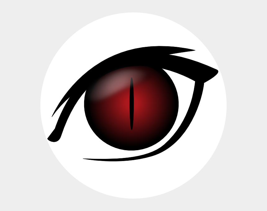 Red Anime Eyes Png Cliparts Cartoons Jing Fm