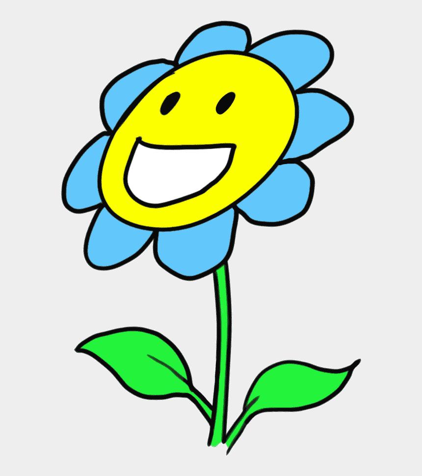 hawaiian flower clipart, Cartoons - How To Draw Cartoon Flowers - Draw A Cartoon Flower