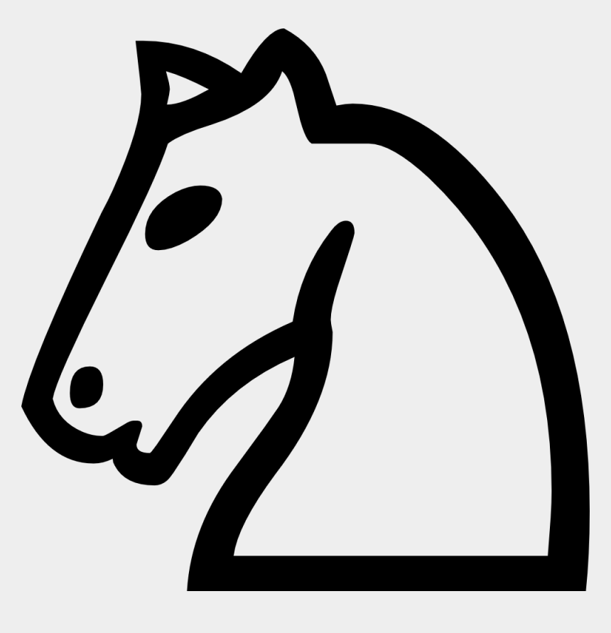 knight clipart, Cartoons - Chess Knight Clipart - Symbol Of Trojan Horse