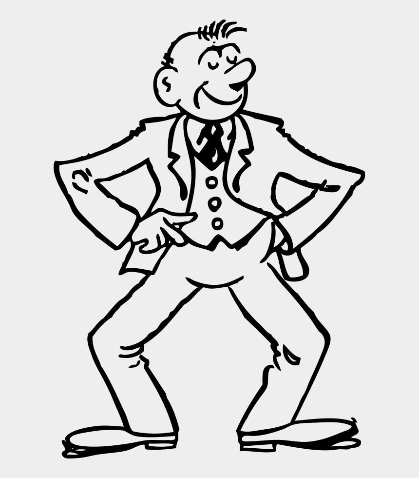 man clipart, Cartoons - Clipart Info - Clip Art Black And White Man