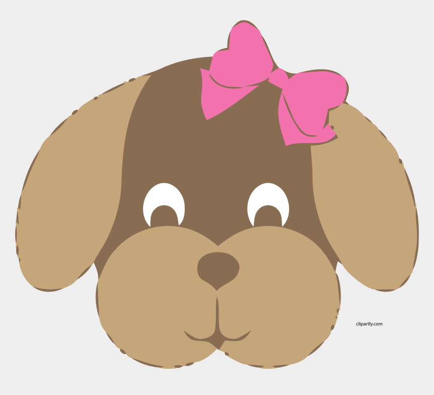 Big Dog Clip Art Girl Dog Face Clipart Cute Sweet Png Clip Art Dog Face Cliparts Cartoons Jing Fm