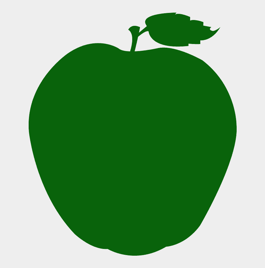 apple fruit clip art, Cartoons - Granny Smith