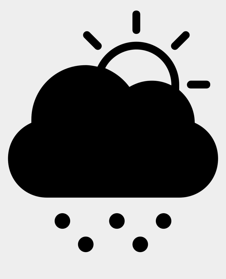 dark cloud clip art, Cartoons - Cold Stormy Day Weather Symbol Of Dark Cloud Hiding - Transparent Background Png Icon Cloud