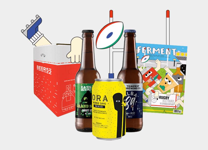 beer bottle clip art png, Cartoons - Distilled Beverage